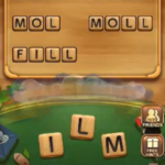 Word connect level 1637
