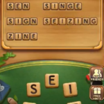 Word connect level 1639