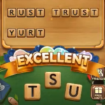Word connect level 1643