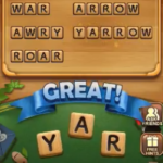 Word connect level 1644