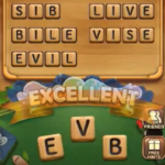 Word connect level 1645