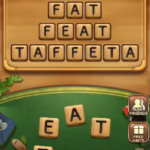 Word connect level 1650