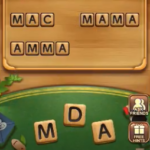 Word connect level 1657