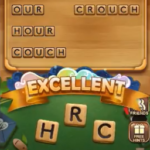 Word connect level 1660