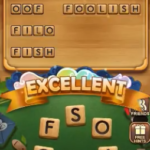 Word connect level 1662
