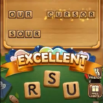 Word connect level 1665