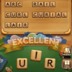 Word connect level 1667