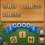 Word connect level 1669
