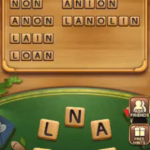 Word connect level 1674