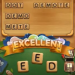 Word connect level 1676