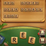 Word connect level 1681
