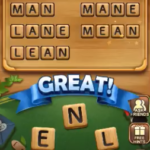 Word connect level 1688