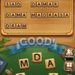 Word connect level 1699