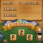 Word connect level 1707