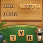 Word connect level 1717