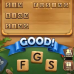 Word connect level 1718