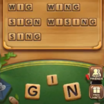 Word connect level 1719