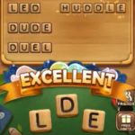 Word connect level 1722