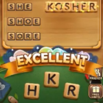 Word connect level 1741