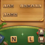 Word connect level 1742