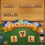 Word connect level 1744
