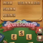Word connect level 1746