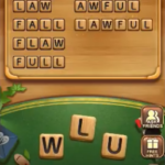 Word connect level 1748