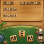 Word connect level 1762