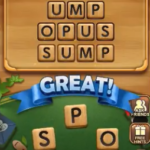 Word connect level 1766
