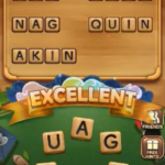 Word connect level 1767