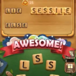 Word connect level 1771