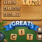 Word connect level 1788