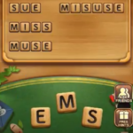 Word connect level 1795