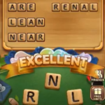 Word connect level 1808