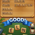 Word connect level 1810
