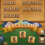 Word connect level 1820