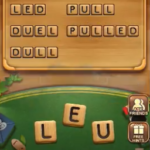 Word connect level 1837