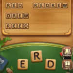 Word connect level 1838