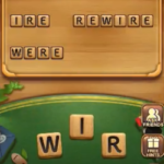 Word connect level 1839