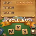 Word connect level 1840