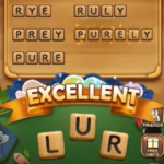 Word connect level 1841