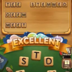 Word connect level 1845