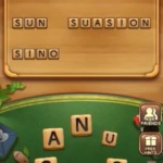 Word connect level 1852