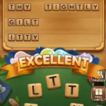 Word connect level 1855