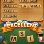 Word connect level 1856