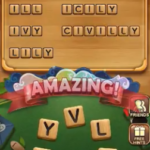 Word connect level 1857