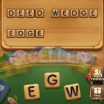 Word connect level 1858