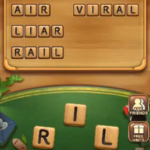 Word connect level 1860