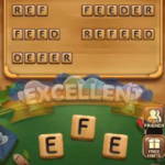 Word connect level 1861