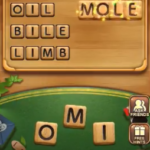 Word connect level 1867